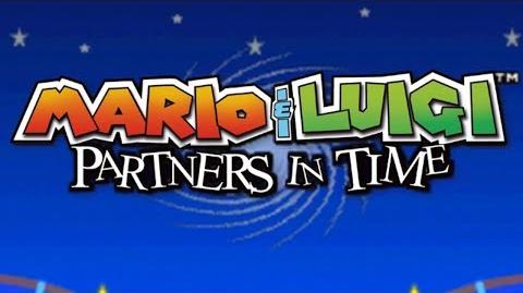 Mario & Luigi: Partners in Time - Episode 1: It's About Time!