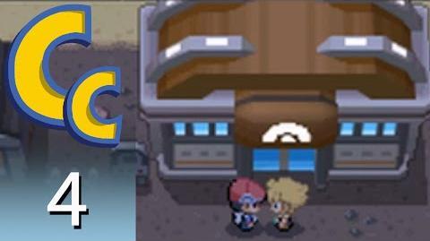 Pokémon Platinum - Episode 4: Route or Burgh?