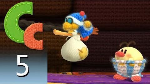 Yoshi's Woolly World - Episode 5: Pantsing Pranks