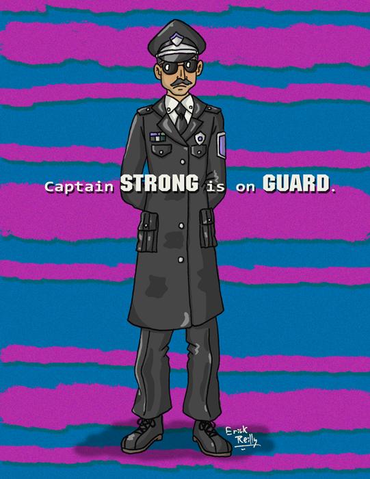 Captain Strong