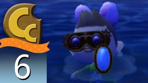 Animal Crossing- New Leaf - Welcome amiibo - Day 6- Deep Dive Deep