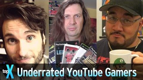 Top 10 Underrated YouTube Gamers