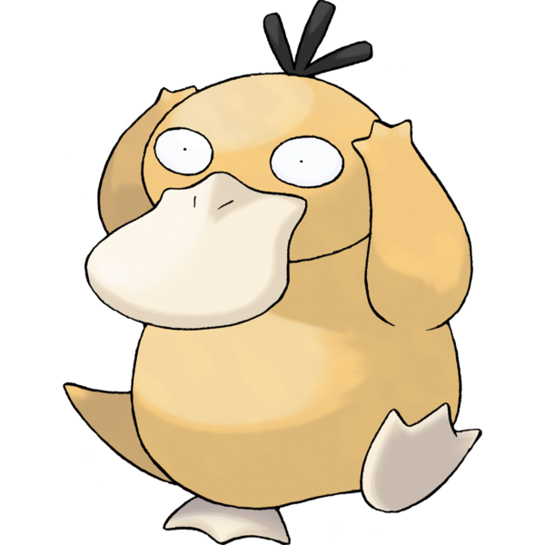 Psyduck (Route 210)