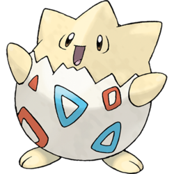 Emile's Togepi (Crystal)