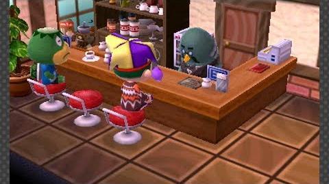 Animal Crossing: New Leaf - Valentine's Day