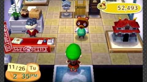 Animal Crossing- New Leaf - Day 9- Forbidden Romance