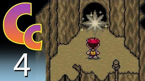 EarthBound - Episode 4: Shining in Darkness