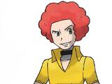 Flint (Pokémon Platinum)