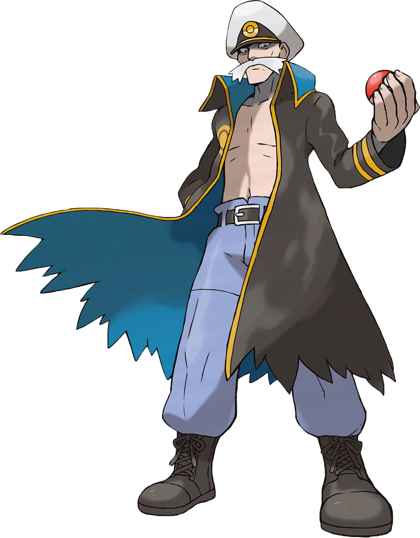 Drake (Pokémon Emerald)