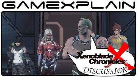 Xenoblade Chronicles X Discussion w/ Chuggaaconroy