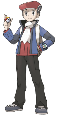 Lucas (Pokémon Platinum)