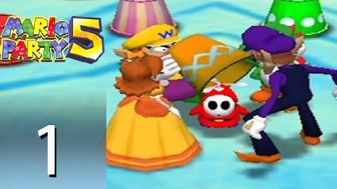 Mario Party 5 - Undersea Dream (Part 1)