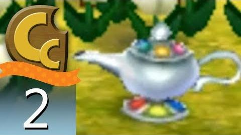 Animal Crossing: New Leaf - Welcome amiibo - Day 2: Genie of the Camp