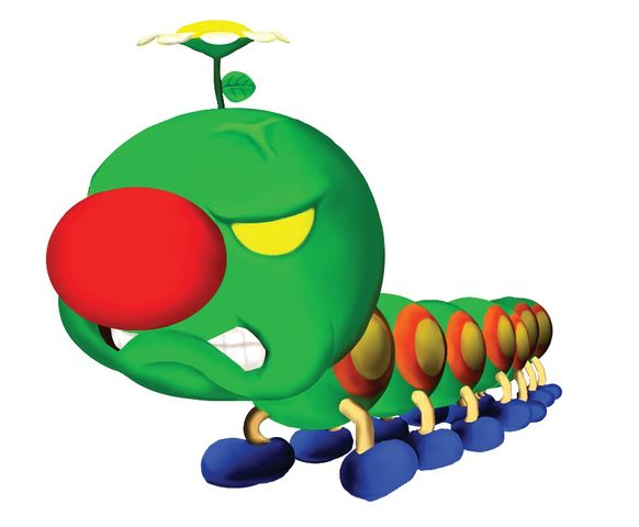 Wiggler (Super Mario Sunshine)