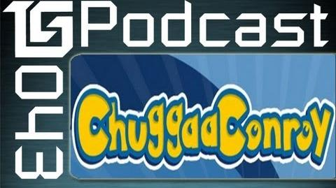 TGS Podcast 43 Featuring ChuggaConroy Hosted by TotalBiscuit & Jesse Cox