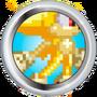 Super Sonic Badge
