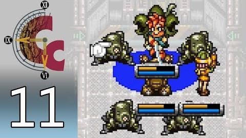 Chrono Trigger – Episode 11- Robot Factory