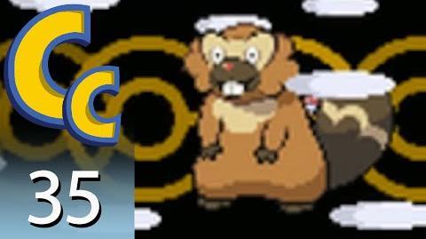 Pokémon Platinum - Episode 35: Riding the Beaver