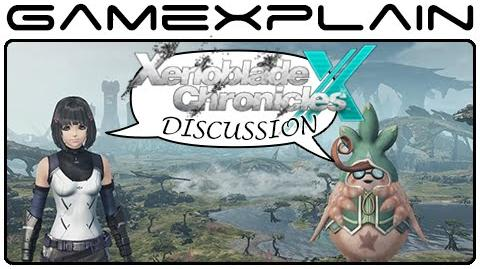 Xenoblade Chronicles X - Japanese Direct Discussion w/ Chuggaaconroy (Thoughts & Impressions)