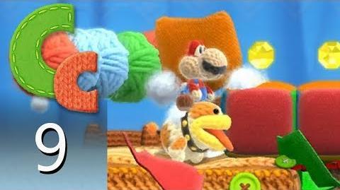 Yoshi's Woolly World - Episode 9: Spiky Stroll