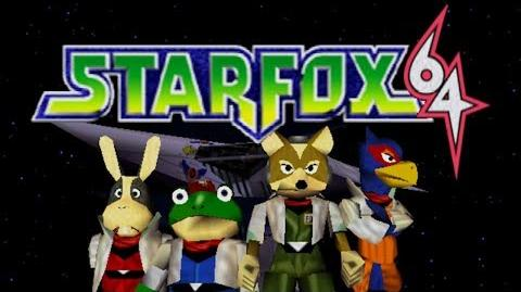 Star Fox 64 - Episode 1: Friendly Rivalry
