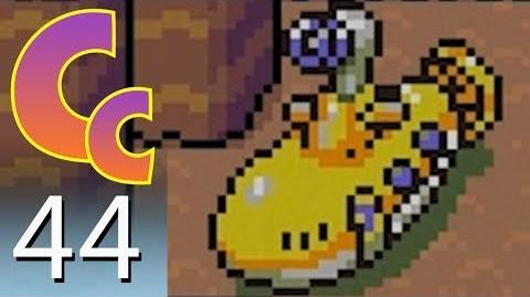 EarthBound - Episode 44: Yellow Submarine