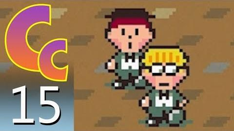 EarthBound - Episode 15: Trail Goes Cold