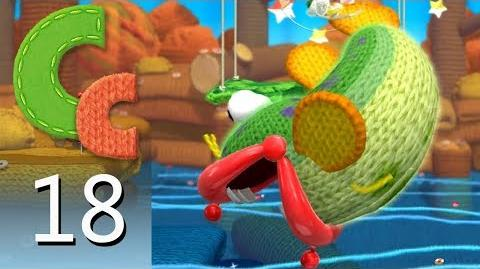 Yoshi's Woolly World - Episode 18: Rollin' Down the River