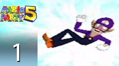 Mario Party 5 - Pirate Dream (Part 1)
