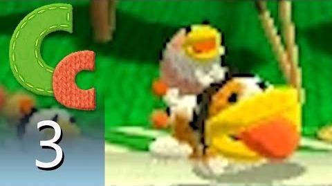 Yoshi's Woolly World - Episode 3: 3-Dog Night