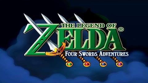 The Legend of Zelda: Four Swords Adventures - Episode 1: Lake Hylia