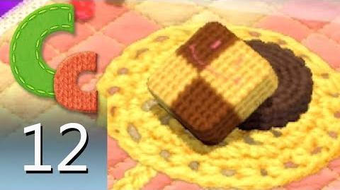 Yoshi's Woolly World - Episode 12: Yoshi and Cookies