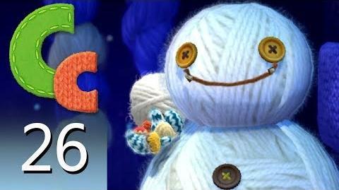 Yoshi's Woolly World - Episode 26: Snowman's Land