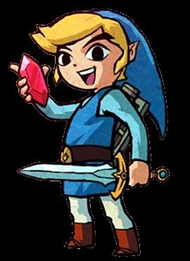 Link (Four Swords Adventure)