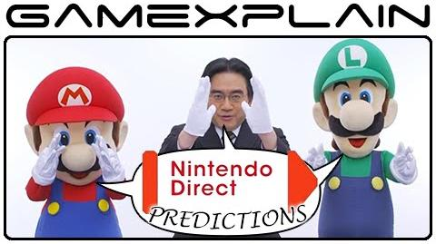 Nintendo Direct Predictions w/ Chuggaaconroy & SomeCallMeJohnny - Discussion