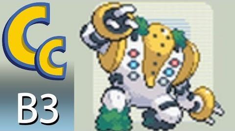 Pokémon Platinum - Bonus 3: Regirock, Regice, & Registeel