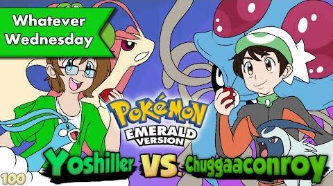 Pokemon_Emerald_-_Yoshiller_VS._Chuggaaconroy!