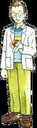 Gold Silver Professor Elm