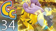 Pokémon Mystery Dungeon Rescue Team DX – Episode 34 Running in Lightning