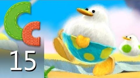 Yoshi's Woolly World - Episode 15: Fluffin' Puffin Babysitting