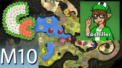 Pikmin 3 - Mission 10: Shaded Garden Remix with Yoshiller2