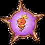 Fire Flower Badge