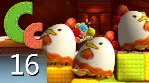 Yoshi's Woolly World - Episode 16: Miss Cluck the Insincere