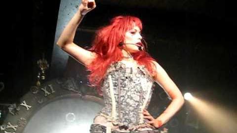 Emilie Autumn Gets Pissed at The Masquerade Staff in Atlanta