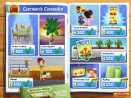 Carmen's Comedor Decoration Catalog