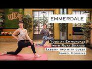 Yoga at Emmerdale with Roxy Shahidi - Episode 2
