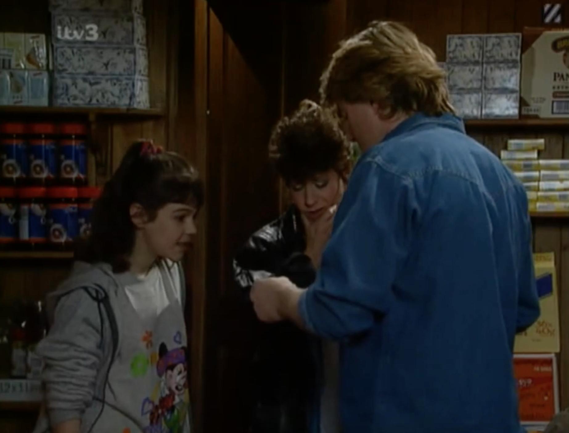 Episode 1814 (4th November 1993)