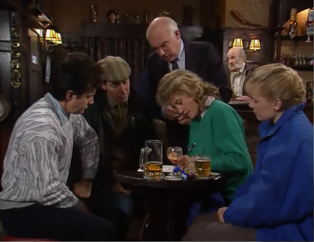 Episode 1421 (18th January 1990)