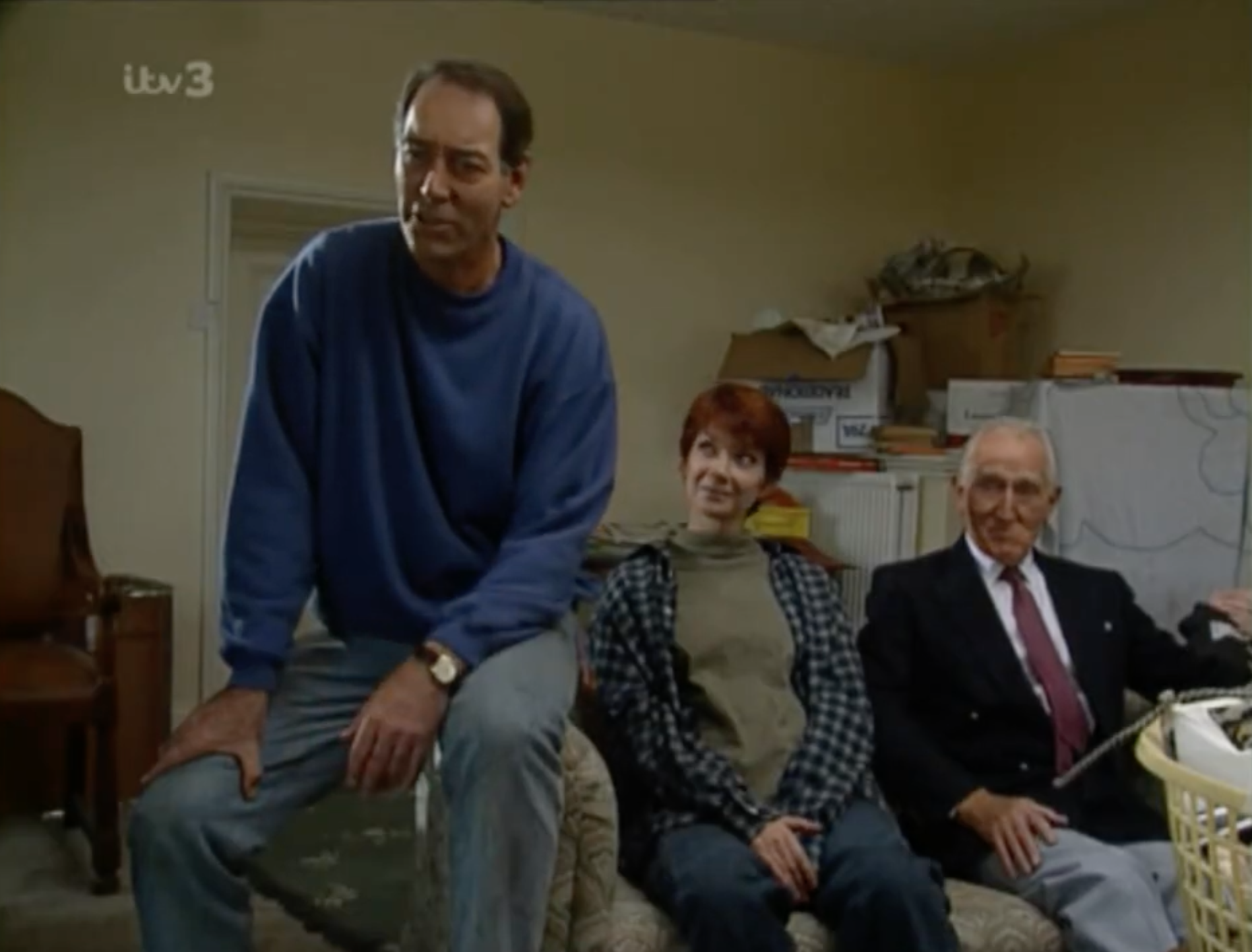 Episode 1809 (19th October 1993)