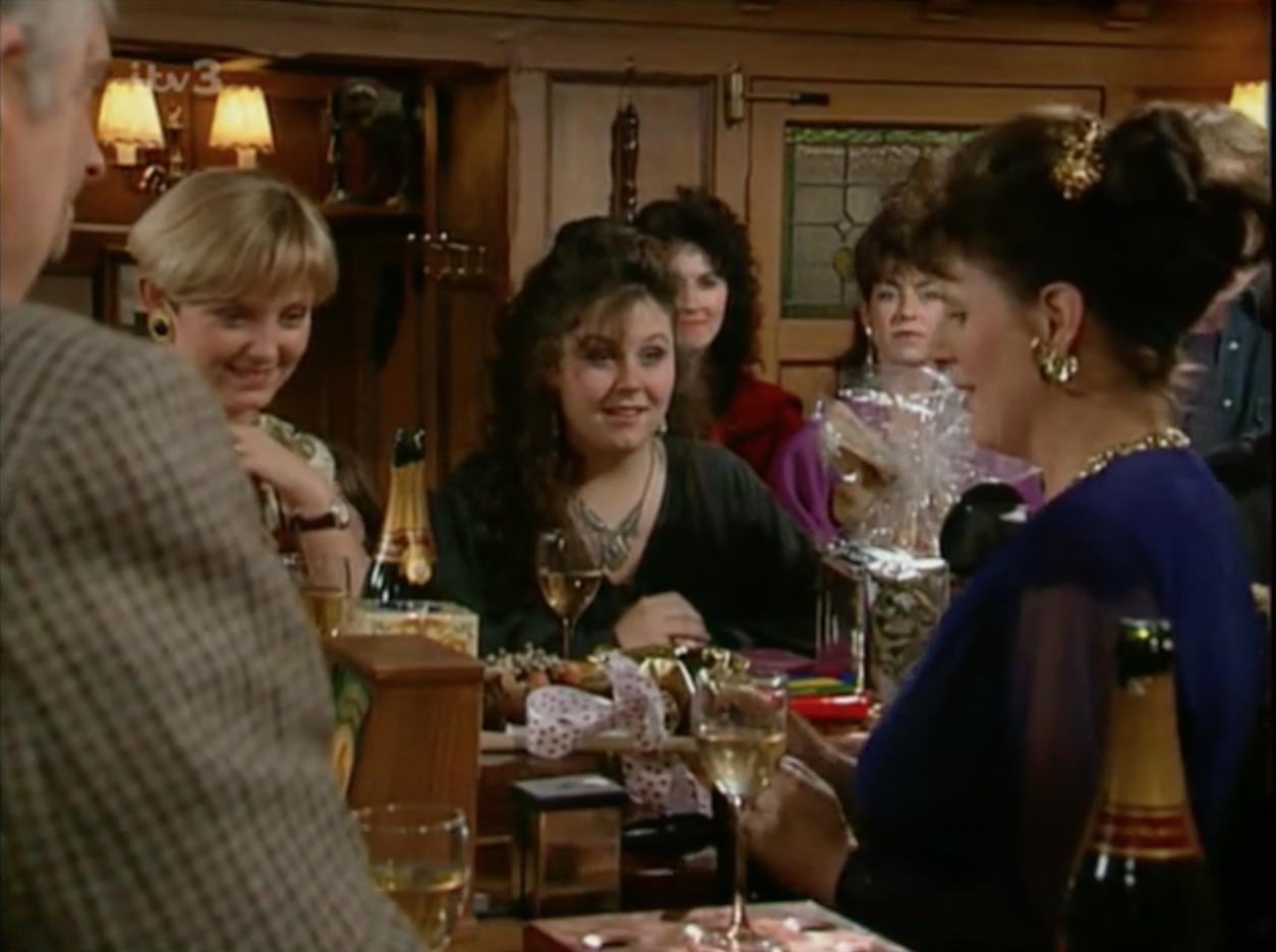 Episode 1820 (25th November 1993)